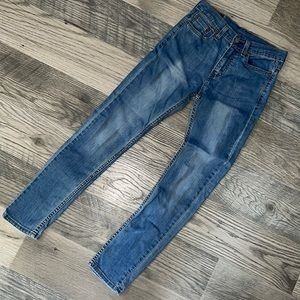 Levi's men's 510 skinny fit jeans 28x30